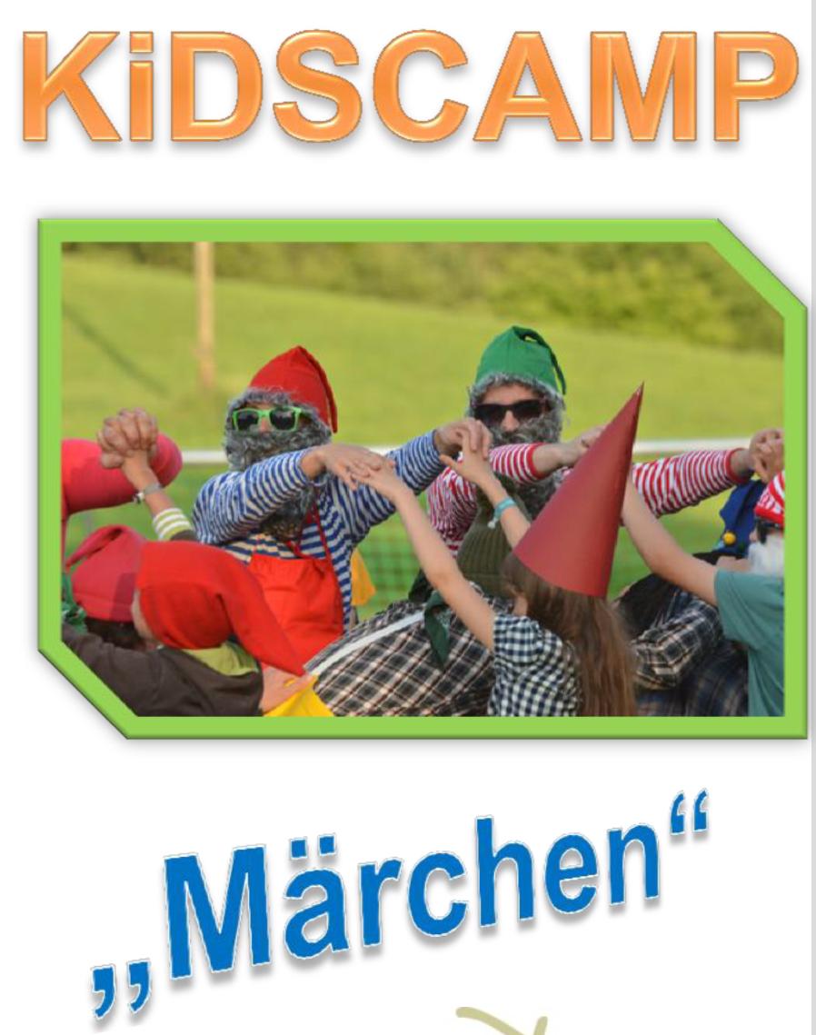 Flyer Bild Kidscamp